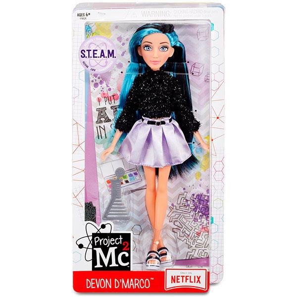 Project MС2 545071 Базовая кукла Девон ДиМарко