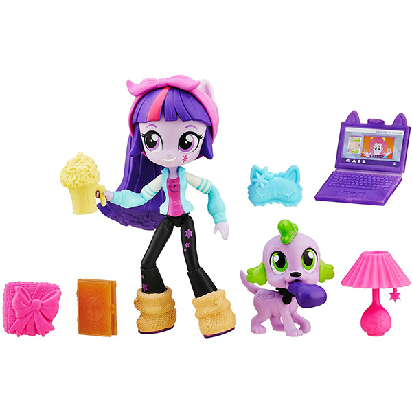 Hasbro My Little Pony B4909 Equestria Girls Мини-кукла с аксессуарами (в ассортименте)