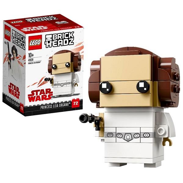 LEGO BrickHeadz 41628 Конструктор Лего БрикХедз Принцесса Лея Органа цена