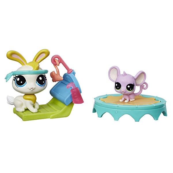 Hasbro Littlest Pet Shop C1201 Новые чудесные приключения