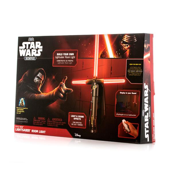 Star Wars Science 15165 Звездные Войны Световой меч-светильник Кайло Рена