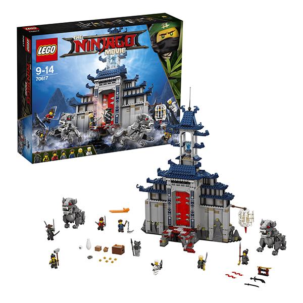Lego Ninjago 70617 Лего Ниндзяго Храм Последнего великого оружия lego juniors 10739 лего джуниорс ниндзяго нападение акулы