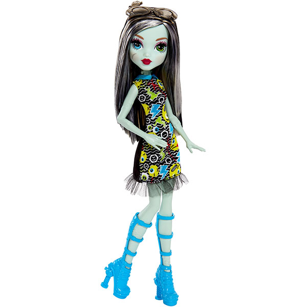 Mattel Monster High DVH19 Эмодзи Фрэнки Штейн б у корбюратор на рено 19 в москве