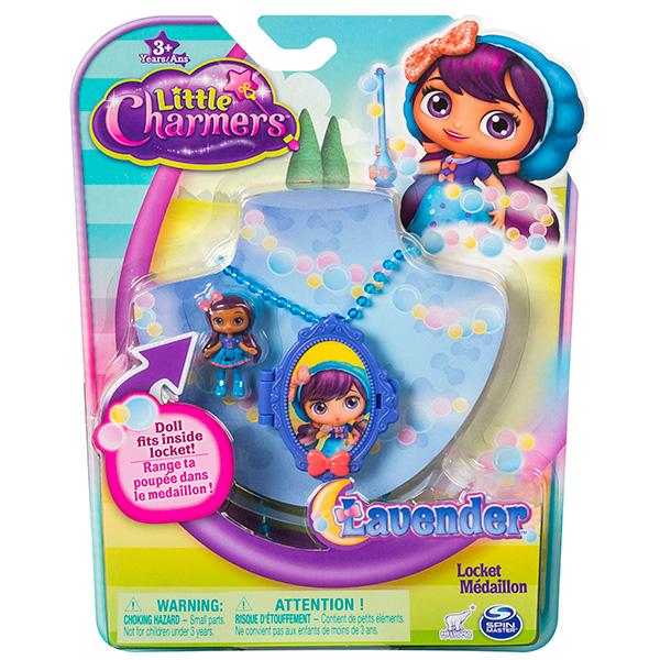 Little Charmers 717150 Кулон с героиней (в ассортименте)