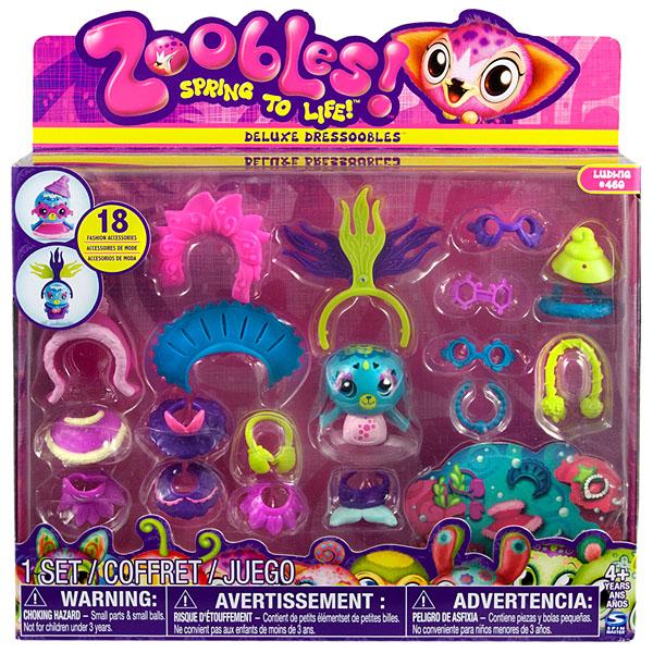Zoobles 13242 Зублс с одеждой