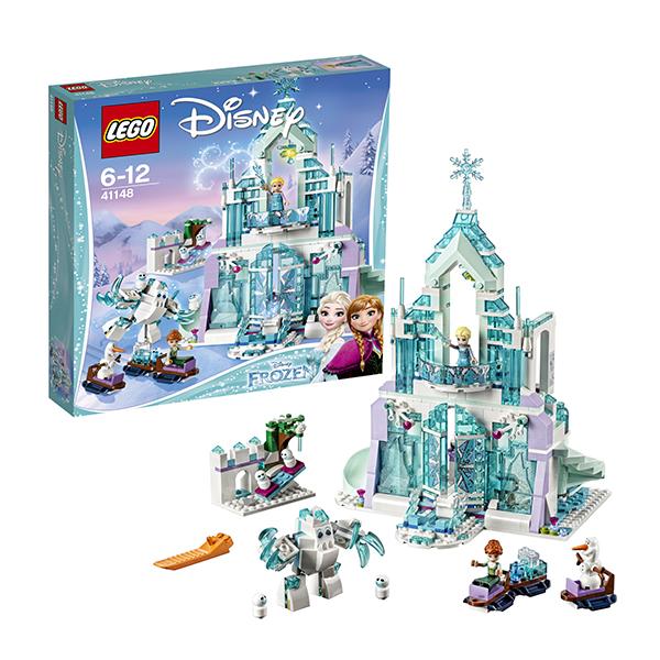 Lego Disney Princess 41148 Конструктор Лего Принцессы Дисней Волшебный ледяной замок Эльзы конструктор lego принцессы дисней королевская конюшня невелички