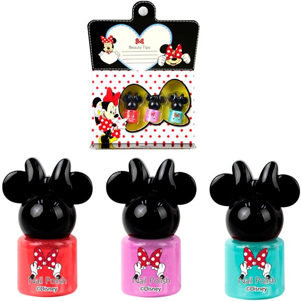 Markwins 9703051 Minnie Игровой набор детской декоративной косметики для ногтей