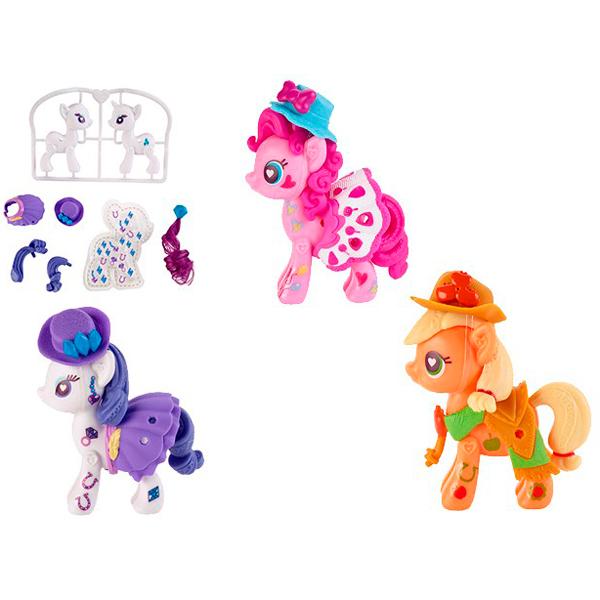 Hasbro My Little Pony B0370_9 Май Литл Пони Тематический набор (в ассортименте)