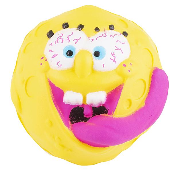 SpongeBob EU690100 Мяч-антистресс 5 см (в ассортименте)