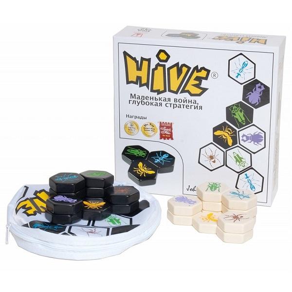 Gen 42 Games 52239 Настольная игра УЛЕЙ (HIVE) magellan игра настольная hive улей