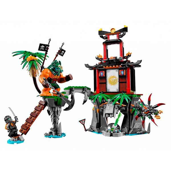 Lego Ninjago 70604 Конструктор Лего Ниндзяго Остров тигриных вдов