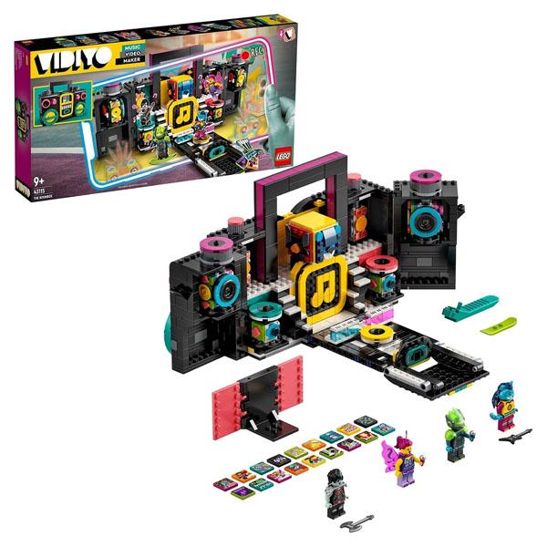 """LEGO VIDIYO 43115 Конструктор ЛЕГО Набор """"Бумбокс"""""""