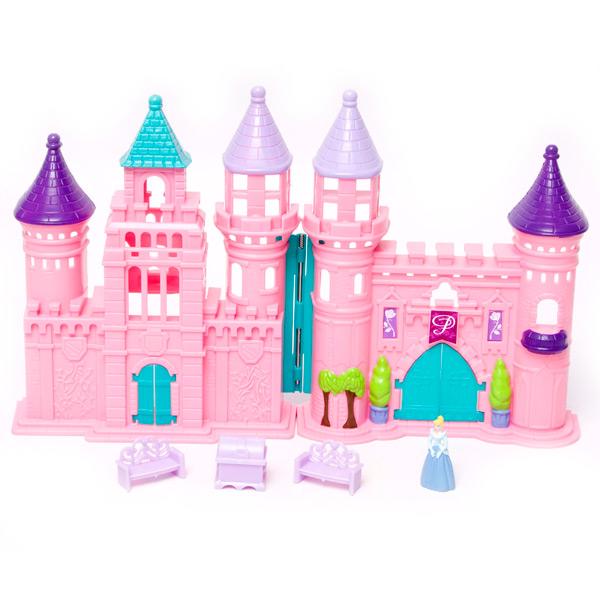 Принцессы 40897 Маленький замок из серии Принцесса аксессуары для кукол boley игрушка boley корона серия золушка