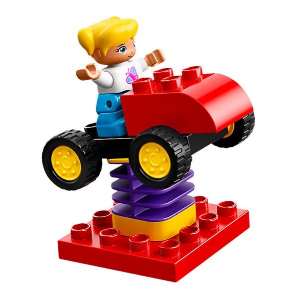 Лего Дупло 10864 Конструктор Большая игровая площадка