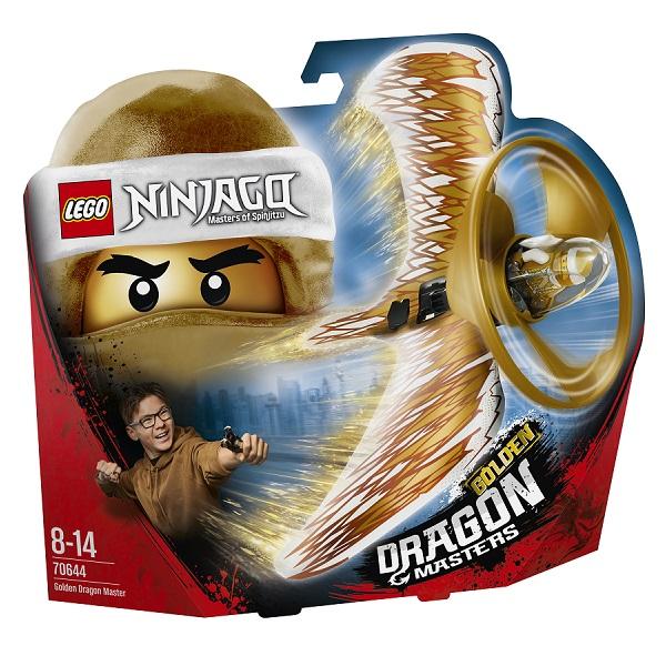 Lego Ninjago 70644 Конструктор Лего Ниндзяго Хозяин Золотого дракона lego ninjago 70644 конструктор лего ниндзяго хозяин золотого дракона