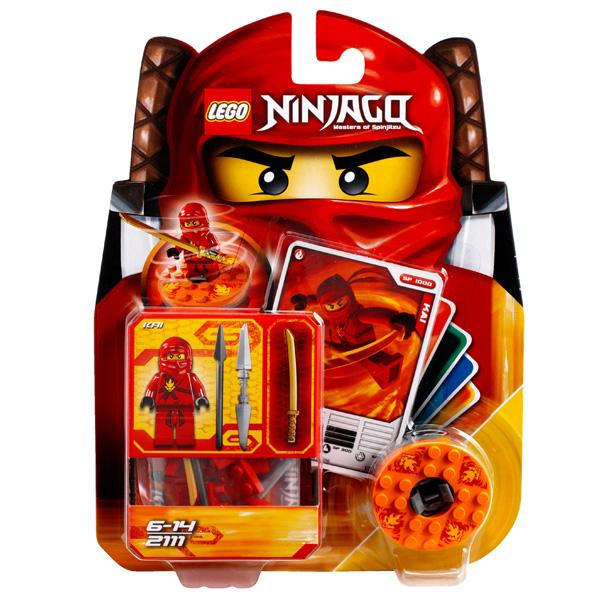 Lego Ninjago 2111 Конструктор Лего Ниндзяго Кай