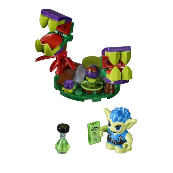 Lego Elves 41186 Конструктор Лего Эльфы Побег Азари из леса гоблинов