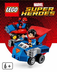 LEGO Super Heroes 2021
