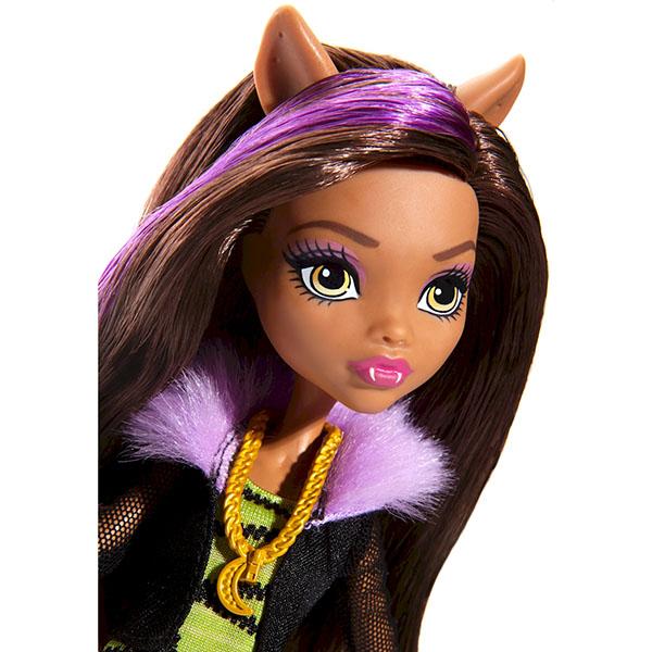 Mattel Monster High DVH23 Кукла Клодин Вульф