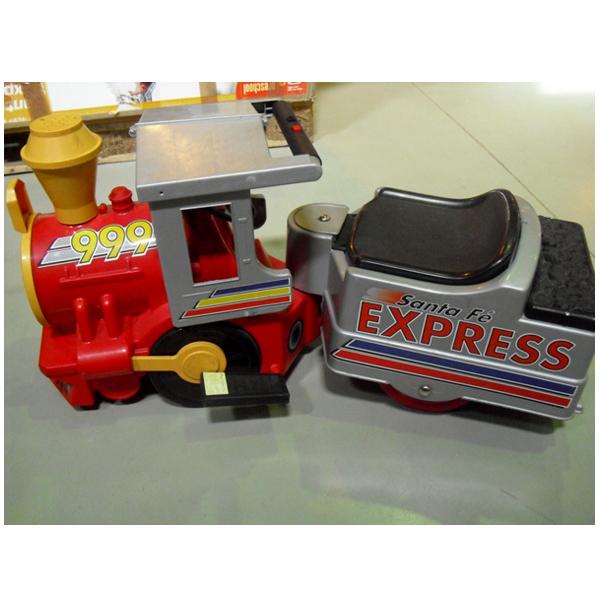 Электроприводный Поезд Peg-Perego 1077 SANTA FE EXPRESS