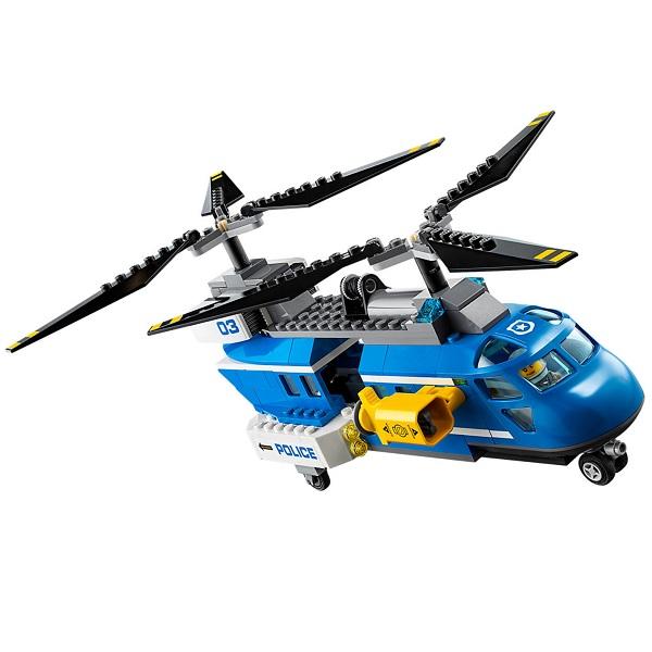 Lego City 60173 Конструктор Лего Город Погоня в горах