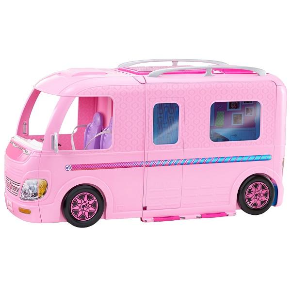 гамаки Mattel Barbie FBR34 Волшебный раскладной фургон