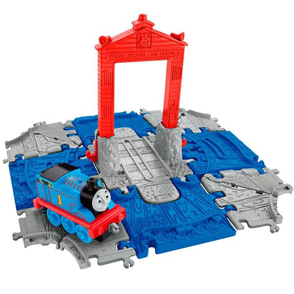"""Mattel Thomas & Friends FBC52 Мой первый Томас Переносные игровые наборы """"Куб"""""""