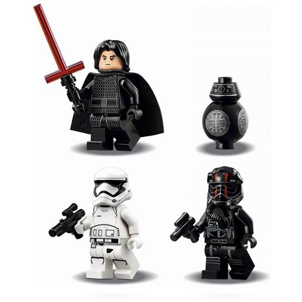 Lego Star Wars 75179 Конструктор Лего Звездные Войны Истребитель СИД Кайло Рена