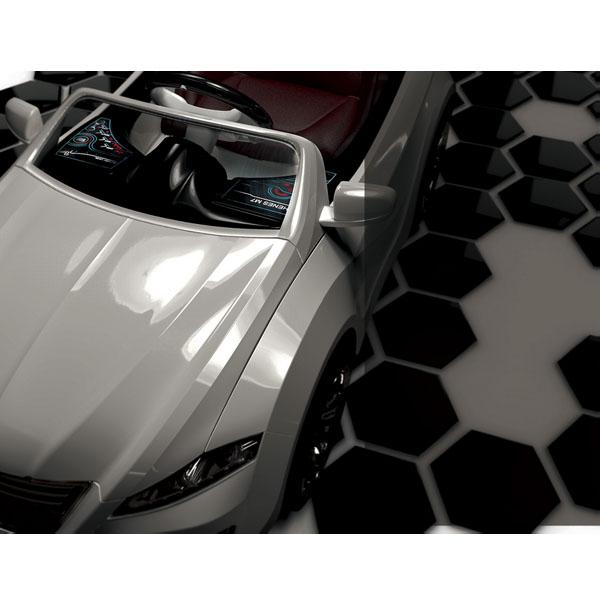 Henes Phantom 783229 Детский электромобиль Хенес Фантом Белый