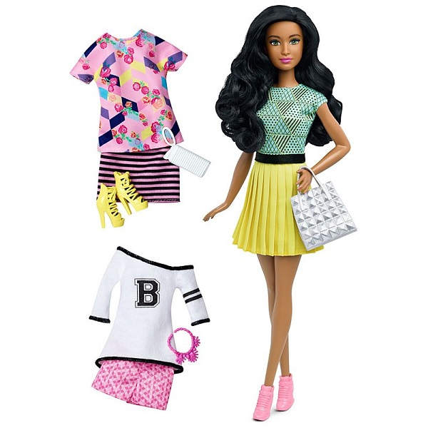 """Mattel Barbie DTD97 Игровой набор из серии """"Игра с модой"""" недорого"""
