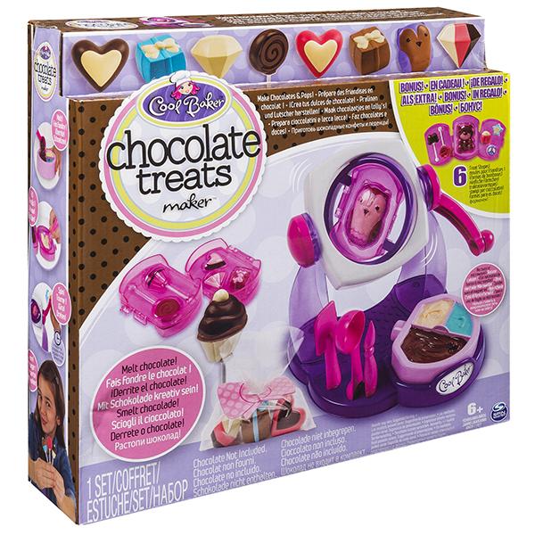 Cool Baker 86110 Кул Бейкер Фабрика шоколадных конфет