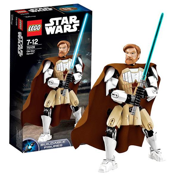 Lego Star Wars 75109 Конструктор Лего Звездные Войны Оби-Ван Кеноби