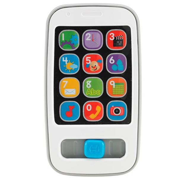 Mattel Fisher-Price CDF61 Фишер Прайс Умный телефон фишер прайс ударяй и играй