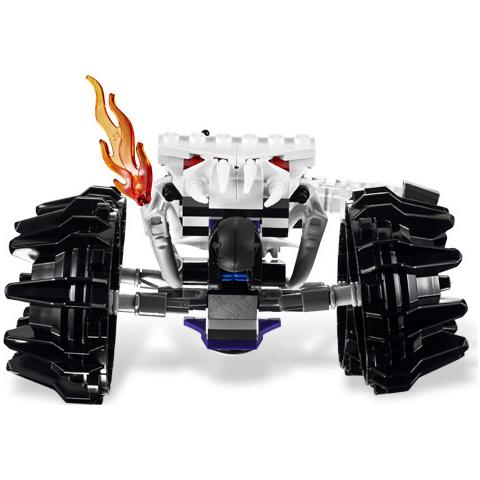 Lego Ninjago 2518 Конструктор Лего Ниндзяго Вездеход Нускала
