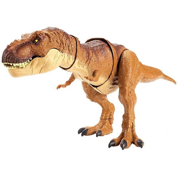 Mattel Jurassic World FMY70 Атакующий Ти-рекс