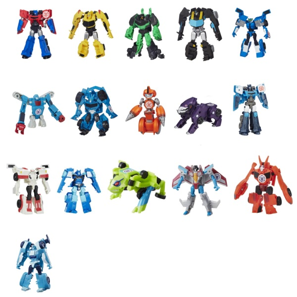 Hasbro Transformers B0065 Трансформеры Роботс-ин-Дисгайс Легион (в ассортименте)