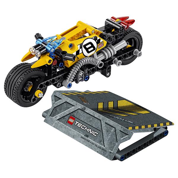 Lego Technic 42058 Конструктор Лего Техник Мотоцикл для трюков