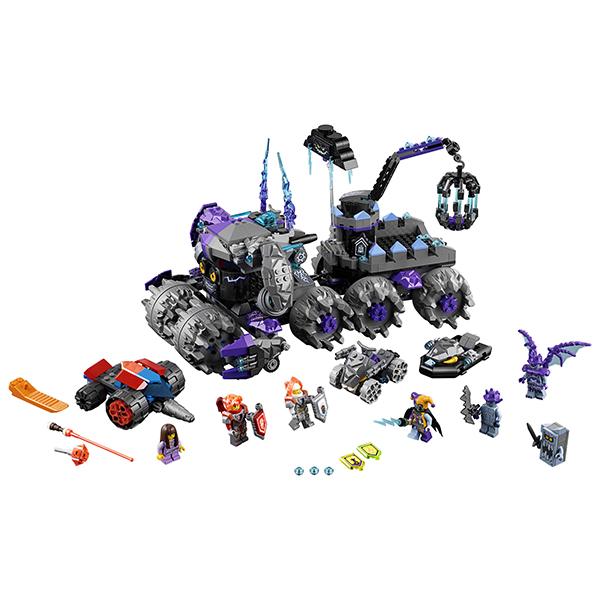 Lego Nexo Knights 70352 Конструктор Лего Нексо Штурмовой разрушитель Джестро