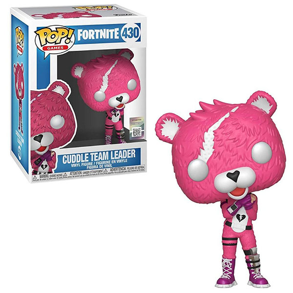 Funko POP 35705F Vinyl: Games: Fortnite: Cuddle Team Leader 35705