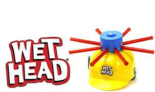 Летняя игра WET HEAD