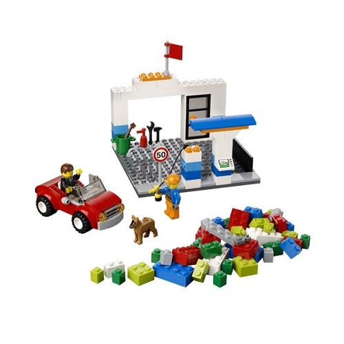 Конструктор Лего Криэйтор 10659 Конструктор Чемоданчик для мальчиков
