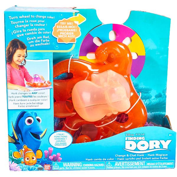 Finding Dory 36450 В поисках Дори Хэнк-маскировщик со световым эффектом