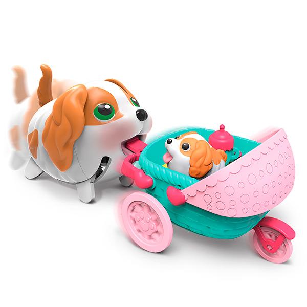 Chubby Puppies 56713 Упитанные собачки Транспорт (в ассортименте)