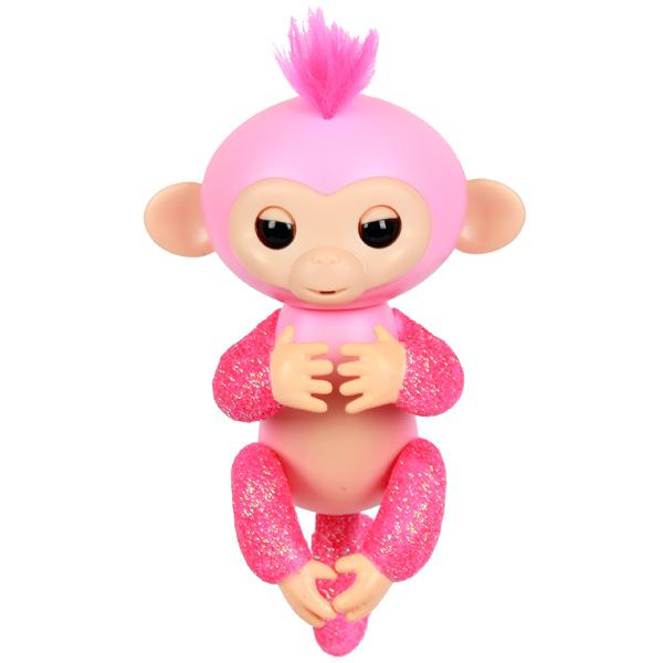 FINGERLINGS 3764M Интерактивная обезьянка