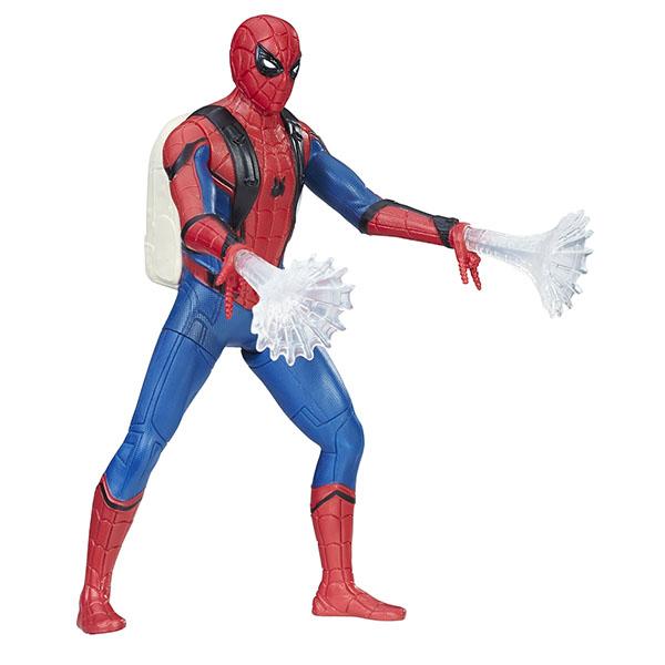 Hasbro Spider-Man B9765/C0420 Фигурки Человека-Паука Паутинный город 15 см Человек-Паук
