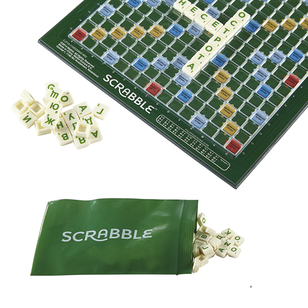 SCRABBLE CJT18 Скрабл Travel Refresh
