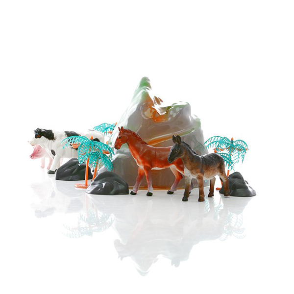 HGL SV3471 Игровой набор фермерских животных в тубе