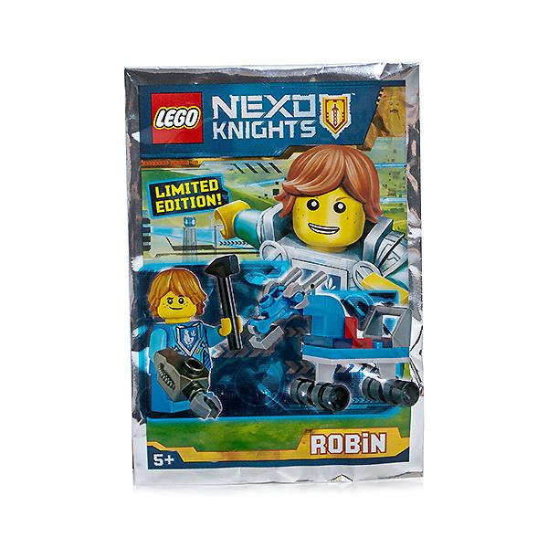 Lego Nexo Knights 271603 Конструктор Лего Нексо Робин
