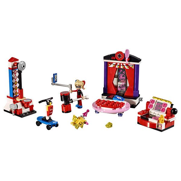 Lego Super Hero Girls 41236 Конструктор Лего Супергёрлз Дом Харли Квинн