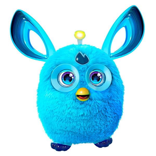 Hasbro Furby B7150/B6085 Ферби Коннект голубой hasbro hasbro интерактивная игрушка furby ферби коннект темные цвета голубой